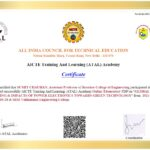 Congratulations! Er. Sumit Chauhan (Assistant Professor, Mechanical Engineering Department)